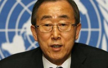 Az ENSZ főtitkár szerint bátorságra van szükség Jeruzsálemben