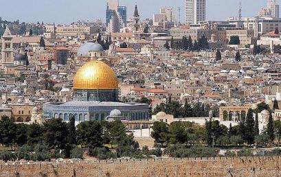 A Knesszet elfogadta a Jeruzsálem felosztását megnehezítő törvényt