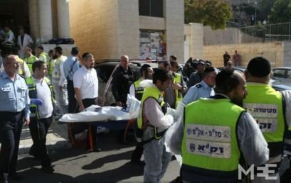Brutális támadás ért egy jeruzsálemi zsinagógát