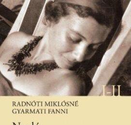 Hétfőn kerül a boltokba Gyarmati Fanni monumentális naplója