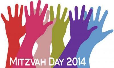 Sok adomány gyűlt össze a Mitzvah Day alkalmából