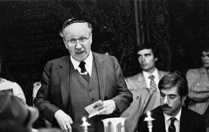Scheiber Sándor Emlékkötetet adott ki az OR-ZSE