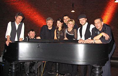 Újévi koncertet ad a Budapest Klezmer Band