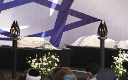 Jeruzsálemben eltemették a kóser üzlet elleni terrorakció négy áldozatát