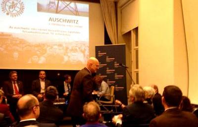 A lengyel nagykövet szerint a holokauszt után már semmi sem lesz ugyanolyan