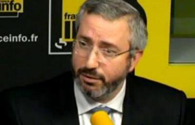 A párizsi rabbi szerint több ezer zsidó vonulhat ki Franciaországból