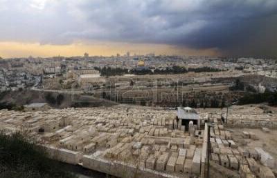 Az Olajfák hegyén temetik el a kóser üzletben megölt zsidó áldozatokat