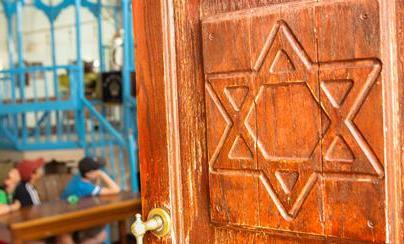 Izraelbe érkezett a zsinagóga kiállítás