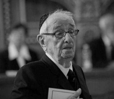 Emlékezzünk! Öt éve hunyt el dr.Schweitzer József főrabbi