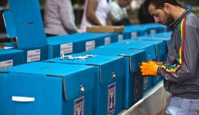 Kedden parlamenti választások Izraelben!