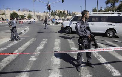 Szörnyű! Izraeli határőrök közé hajtott egy palesztin autós (Videóval)