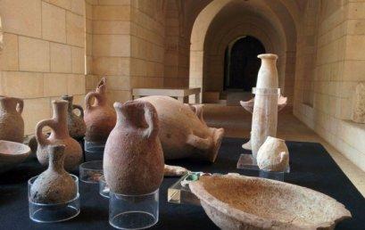 Pont Pészach idejére esett a bejelentés: Az egyiptomi kivonulás utáni tárgyakat találtak Dél-Izraelben