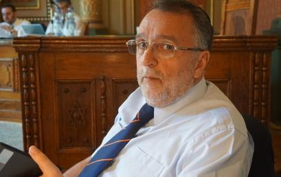 Heisler András: Egymás tapasztalatainak felhasználásával tudhat a zsidó világ hatékonyan működni