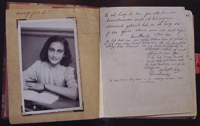 Meghívó: Anne Frank naplója – egy könyv, amit mindenkinek ismernie kell