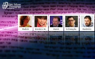 A Bét Sálom ünnepi rendezvénye: Sávuoti tanulás a diaszpórában