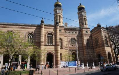Augusztusban négy koncert is lesz a Dohány zsinagógában