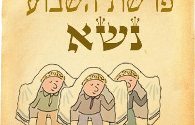 Aktuális hetiszakaszunkról: Nászó (נָשֹׂא)