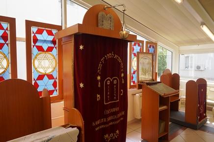 Bemutatjuk a BZSH alá tartozó zsinagógákat: Amerikai úti zsinagóga – Szeretetkórház