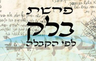 Aktuális hetiszakaszunkról: Bólok (בָּלָק)