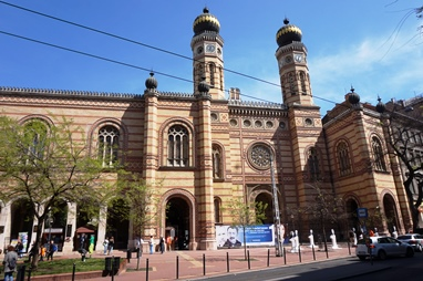 Bemutatjuk a BZSH alá tartozó zsinagógákat (4.rész): Dohány utcai körzet