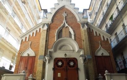 Bemutatjuk a BZSH alá tartozó zsinagógákat (5.rész): Frankel Leó utcai körzet