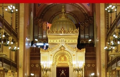 Koncert a zsinagógában – rendezvénysorozat a Dohányban