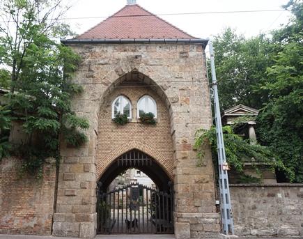 Egy elfeledett emlékhely: a Salgótarjáni úti temető