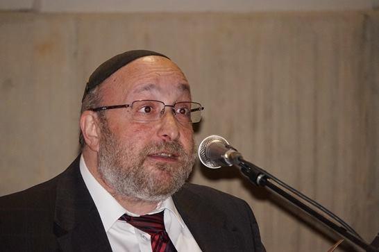 dr.Frölich Róbert lett az új országos főrabbi