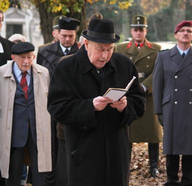 Elhunyt a Zuglói körzet volt elnöke