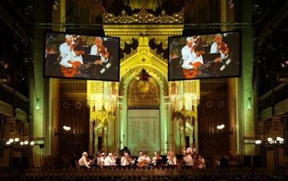 Négy programmal folytatódott a Zsidó Kulturális Fesztivál
