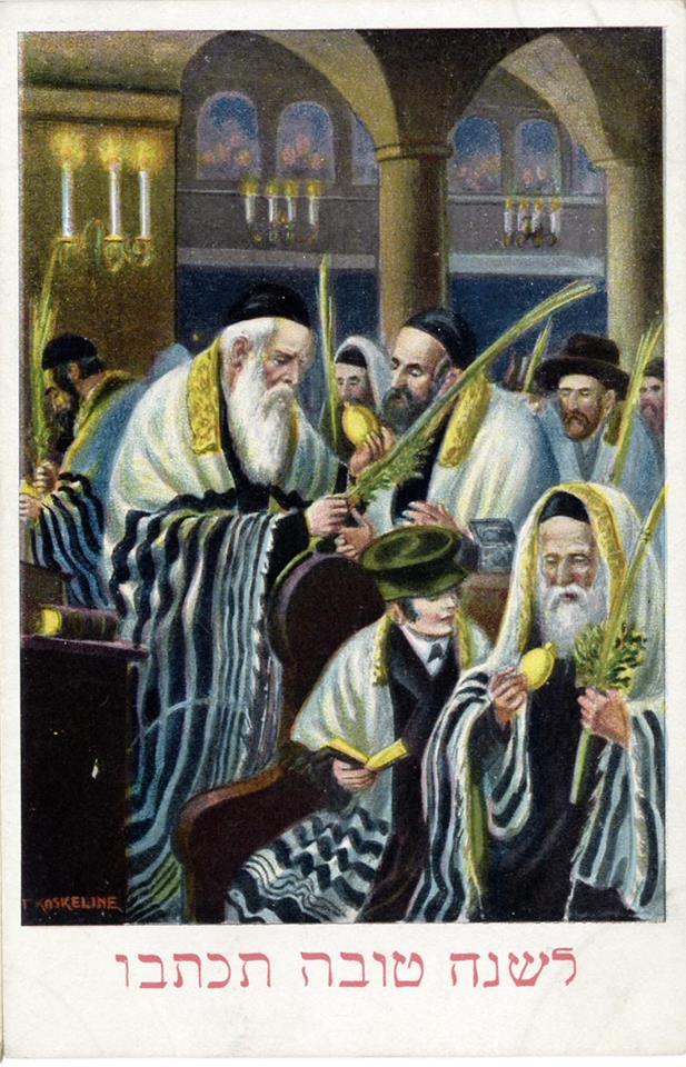 Szukkot ünnepe a Midrás fényében