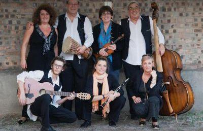 Jubileumi koncertet ad a Klezmerész