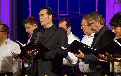 Koncerttel emlékeztek Polgár Lászlóra a Dohány zsinagógában