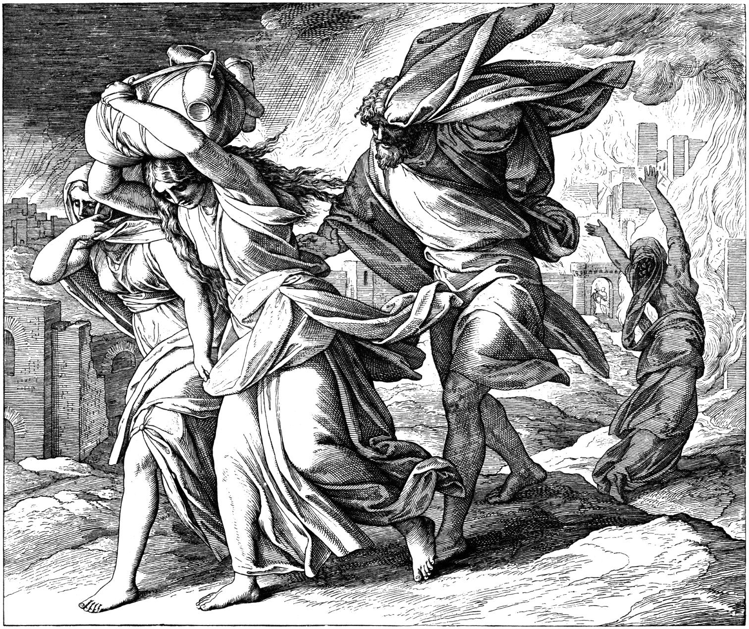 Kommentár Vájérá (וַיֵרָא) hetiszakaszunkhoz