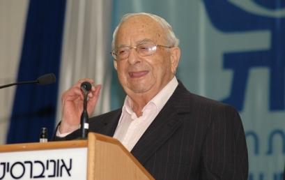 Elhunyt Izrael Állam ötödik államelnöke