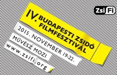Jövő héten IV.Budapesti Zsidó Filmfesztivál