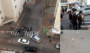 Palesztín támadó késelt Jeruzsálemben vasárnap reggel