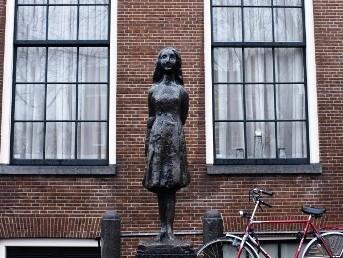 Látogatói rekordot döntött tavaly az amszterdami Anne Frank Ház