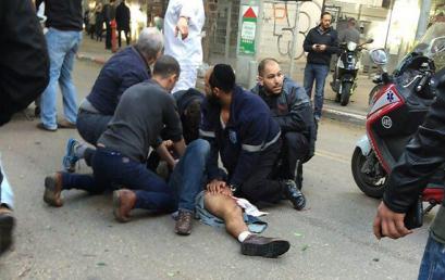 Terrortámadással kezdődött a 2016-os év Tel-Avivban