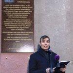 Felavatták Márton István emléktábláját Erzsébetvárosban