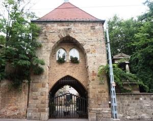 Ingyenes séta indul a Salgótarjáni úti zsidó temetőben