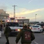 Késeléses támadás történt a Binyamin Bevásárlóközpontban (Frissítve)