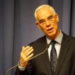Az emberi erőforrások minisztere a Síp utcában tartott beszédet
