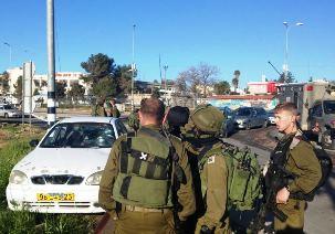 Gázolásos merénylet történt a Jeruzsálem melletti Gush Etzion kereszteződésnél