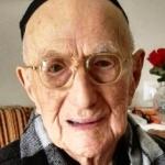 Holokauszttúlélő a világ legidősebb férfija