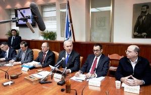 """Az izraeli nemzetbiztonsági kabinet újabb szigorításokról döntött a palesztinok késeléses """"intifádája"""" miatt"""