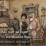 Időszaki kiállítás Rejtő Jenő életéről a Holokauszt Emlékközpontban