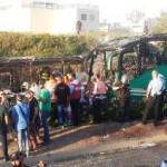Buszon robbantottak Jeruzsálemben, tizenöten megsebesültek