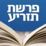 Következő hetiszakaszunk: Százriá (תַזְרִיעַ)