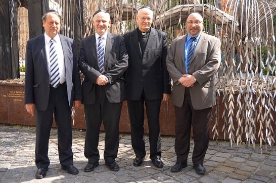 Vallások találkozója a Dohány utcai zsinagógában